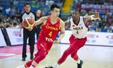 中国红队73-47安哥拉3战全胜
