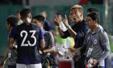 本田圭佑执教首秀柬埔寨1-3遭逆转