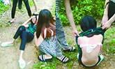 女生遭扒光群殴视频传网上遭怒斥