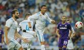 皇马2-1佛罗伦萨夺伯纳乌杯