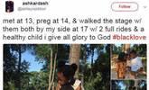 她14岁生子 现在孩子已经3岁了