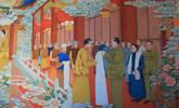 一幅唐卡讲述十世班禅传奇人生