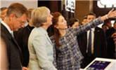 江疏影陪英国首相访华!因她这身份