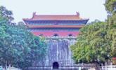 有一座古墓,清朝皇帝六扫,连明国总统都来祭拜过