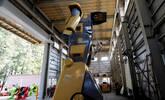 """""""变形金刚""""来了 日本公司研发可行走巨型机器人"""