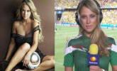 这些女神成功盖过球星在世界杯爆红