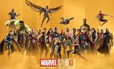 漫威超级英雄角色全套海报