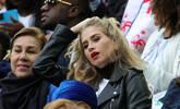 太太团亲眼见证法国挺进决赛
