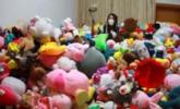 美女花4万抓娃娃:能一次清空娃娃机