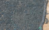 倒闭之后,6万辆小蓝单车被搁置于此