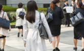 实拍日本公务员新人入职仪式