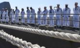 美航母打击群载6500名士兵开赴中东