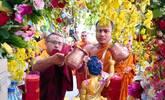 佛陀诞生地:尼泊尔蓝毗尼浴佛图集