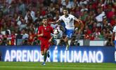 欧国联-意大利0-1葡萄牙 A席破门