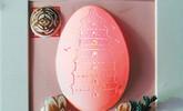 十四运非遗文化展:手艺人用蛋雕记录西安的脚步