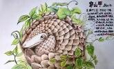 大連千余名孩子用畫筆描繪自然與科學