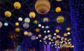 你心动了吗?达人村8000万盏霓虹灯缔造极致浪漫