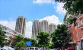 安徽肥西:藍天高顏值 家園分外美