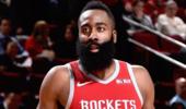 NBA制作战报图集恭喜火箭、掘金和快船取胜
