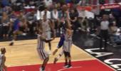 [视频]连得5分!哈勒尔打成2+1后接助攻暴扣得手