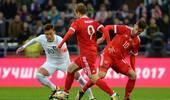 韩国热身赛中超外援三破门 可惜两个都是乌龙!