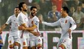 世预赛-皇马旧将破门 西班牙客场1-0小胜以色列