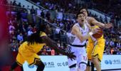 CBA总决赛-辽宁3-0广厦夺赛点 郭艾伦哈德森合砍52分