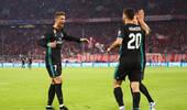 欧冠-马塞洛破门新星替补建功 皇马客场2-1逆转拜仁