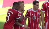 德甲-瓦格纳传射20岁小将破门 拜仁主场4-1法兰克福