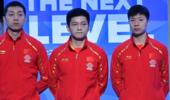 世乒赛-马龙率中国男团3-0横扫瑞典 率先杀入决赛