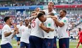 世界杯-凯恩戴帽铁闸两球 英格兰6-1提前出线