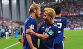 世界杯-日本2-2顽强扳平塞内加尔 本田圭佑替补建功