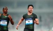 日媒:谢震业苏炳添成绩提高因外教 亚运决一雌雄