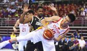 世预赛-韩德君16分全队6人上双 中国男篮末节逆转约旦