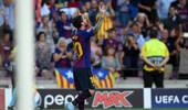 梅西今年轰8粒任意球创纪录!欧冠两数据超C罗列第一