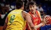 中國女籃41分慘敗澳大利亞 狀態低迷無緣世界杯四強