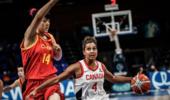 大逆轉!中國女籃險勝加拿大隊 將和法國隊爭奪第5名