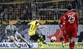 德甲-莱万罗伊斯双响帕科绝杀 多特蒙德3-2逆转拜仁