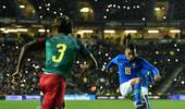 热身赛-英超锋霸破门内少伤退 巴西两中框1-0喀麦隆