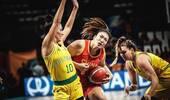中國女籃無緣四強將參加5-8名排位賽 首戰加拿大