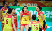 朱婷20分中國女排3-0零封泰國 奪世錦賽復賽首勝