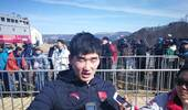 创钢架雪车历史!耿文强夺中国雪上项目赛季首金