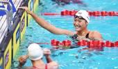 叶诗文:休学两年因舍不得泳池 还想再游一届奥运