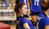 泰国17岁女排长腿美女走红!