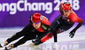 短道女子1500米-李靳宇成功晋级决赛 周洋淘汰