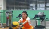 新疆女孩圆足球梦