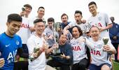 友邦冠军杯决赛与英超同期落幕 中国队在热刺大放异彩