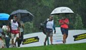 金斯米尔赛周六因大雨比赛停摆