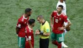 官方:国际足联辟谣摩洛哥葡萄牙当值主裁中场索要C罗球衣
