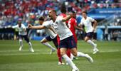 半场: 英格兰5-0巴拿马 凯恩斯通斯2球林加德世界波